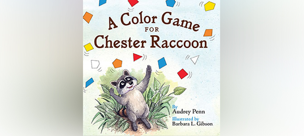 A Color Game for Chester Raccoon – Audrey Penn
